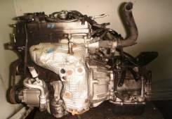 Двигатель с КПП, Daihatsu K3-VE - bB QNC20 07'