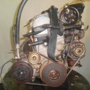 Двигатель с КПП, Honda D13B