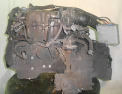 Двигатель с КПП, Honda F20B  4WD CF4