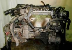 Двигатель с КПП, Honda F22B