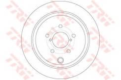 Диск тормозной задний SUBARU FORESTER (SH), LEGACY V, OUTBACK (BM, BR) DF6306