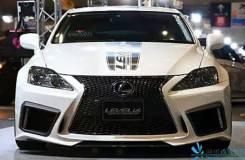 Обвес кузова аэродинамический. Lexus IS250, GSE20, GSE25. Под заказ