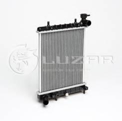 Радиатор двигателя Hyundai Accent (99-) LRCHUAC94150