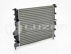 Радиатор двигателя Renault Logan (04-) LRCRELO04334
