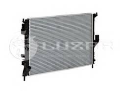 Радиатор двигателя Renault Logan (08-) A/C LRCRELO08139