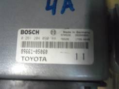 Блок управления двс. Toyota Carina E, AT190 Двигатель 4AFE