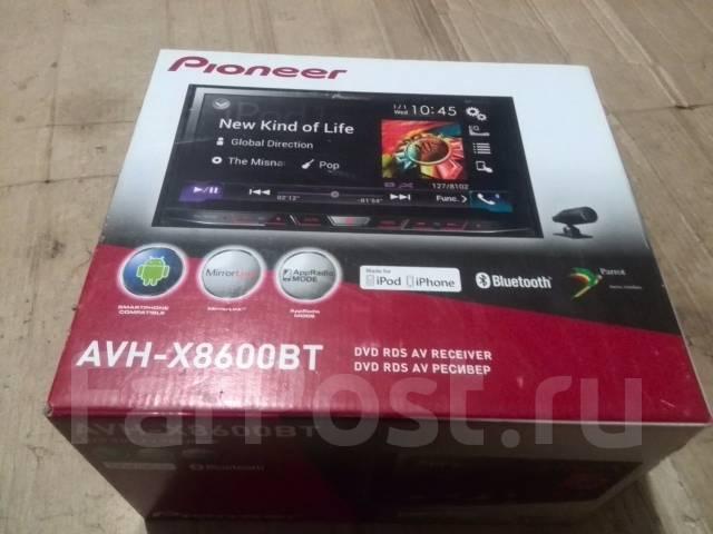 Pioneer AVH-X8600BT