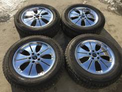 235/60 R18 Dunlop SJ7 литые диски 5х114.3 (L8-1803)