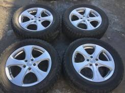 255/55 R18 Bridgestone DM-V1 литые диски 5х112 (L8-1804)