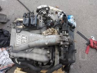 Двигатель в сборе. Mitsubishi: Sigma, Delica, Pajero, Montero Sport, Diamante, Challenger Двигатель 6G72
