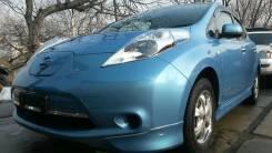 Nissan Leaf. автомат, передний, электричество, 55 000 тыс. км, б/п