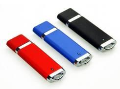 Флешки USB 2.0. 8 Гб, интерфейс 2.0