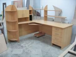 Сборка кухонь, кроваток, столов ремонт шкафов-купе, замена фурнитуры