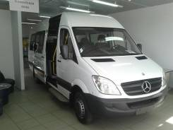 Mercedes-Benz Sprinter 515. Автобус, 2 200 куб. см., 20 мест