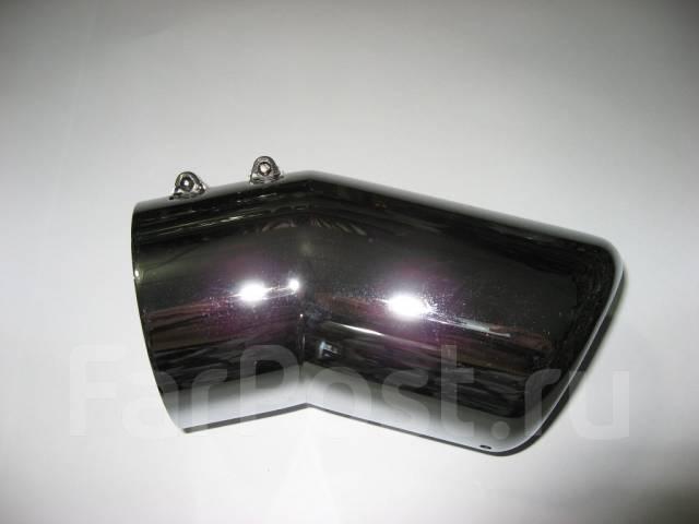Насадка на глушитель. Lexus LX570 Toyota Land Cruiser