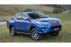 Подножка. Toyota Hilux Pick Up Toyota Hilux