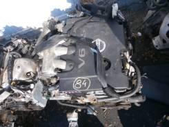 Двигатель в сборе. Nissan Presage, PU31 Двигатель VQ35DE. Под заказ