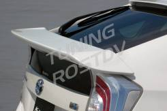 Спойлер. Toyota Prius, ZVW30, ZVW30L, ZVW35 Двигатель 2ZRFXE