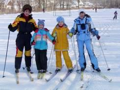 Оздоровительный тур в г. Арсеньев, катание на лыжах!