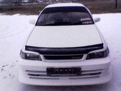 Накладка на фару. Toyota Corona Toyota Caldina. Под заказ