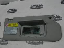 Козырек солнцезащитный правый Mitsubishi ASX ASX Mitsubishi GA1W 4A92