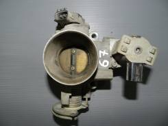 Заслонка дроссельная. Mazda MPV, LWFW, LW5W, LWEW Mazda Premacy, CP8W, CPEW Mazda Familia, YR46U15, YR46U35, ZR16U85, ZR16UX5, BJFW, BJEP, ZR16U65, BJ...