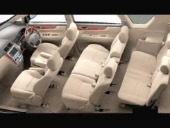 Тойота Ипсум 2002г семиместный минивэн на любой срок. Без водителя