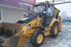 Caterpillar 428E. Продается экскаватор-погрузчик, 4 400 куб. см., 0,30куб. м.