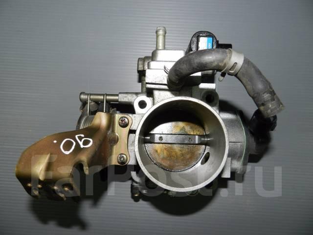 Заслонка дроссельная. Honda Odyssey Honda Saber, UA4 Honda Inspire, UA4 Honda Lagreat, RL1 Двигатели: J35A2, J35A4, J25A, J35A