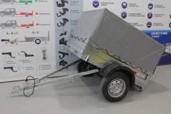Курганские прицепы Стандарт 821301. Прицеп к легковому а/м, 750 кг.