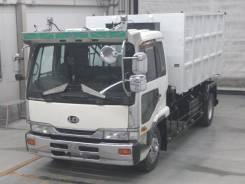 Nissan Diesel. UD Бункеровоз (контейнеровоз), 9 200куб. см., 8 000кг., 4x2. Под заказ