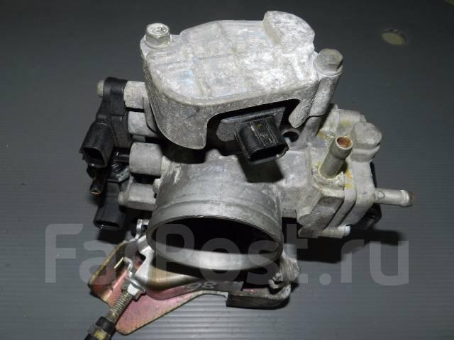 Заслонка дроссельная. Honda Stream, RN4, RN3 Двигатель K20A