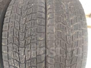 Dunlop Grandtrek SJ6. Зимние, без шипов, износ: 30%, 2 шт