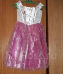 Платья. Рост: 128-134, 134-140 см