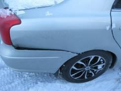 Щит опорный задний правый Toyota Avensis