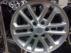 Toyota Hilux Surf. 7.5x18, 6x139.70, ET25, ЦО 106,1мм.