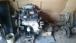 Двигатель. Mitsubishi Pajero Junior, H57A Двигатель 4A31