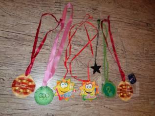 Продам медальки для конкурсов