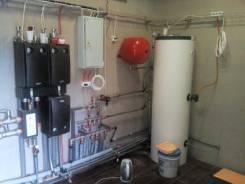 Сантехнические работы (Отопление, ГВС, ХВС, водоотведение)