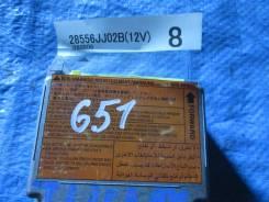 Блок управления airbag NISSAN AD