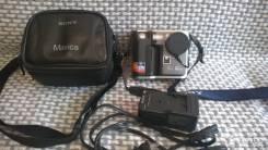 Sony Mavica MVC-CD350. Менее 4-х Мп, зум: 10х