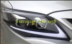 Фары передние тюнинг Toyota Corolla 150 2009-