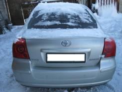 Спойлер (дефлектор) крышки багажника Toyota Avensis