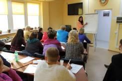 Обучение: ОТ, ПТМ, ПП, ГД, БДД, ГОиЧС, спасатели, тепловое хозяйство