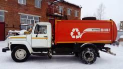 ГАЗ 3309. Дизельный мусоровоз КО-440-2 на шасси ГАЗ-3309, 2010 год, ОТС