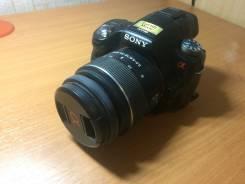 Sony Alpha SLT-A33. 10 - 14.9 Мп, зум: без зума