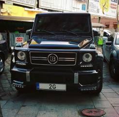 Расширитель крыла. Mercedes-Benz G-Class, W463