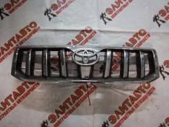 Решетка радиатора. Toyota Land Cruiser Prado, RZJ120W, KDJ121W, KDJ125, TRJ120, GRJ120, TRJ120W, GRJ121W, KDJ121 Двигатели: 1GRFE, 3RZFE, 2TRFE, 1KDFT...