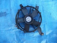 Вентилятор радиатора кондиционера. Mitsubishi Pajero, V46W