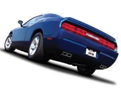 Выхлопная система. Dodge Challenger Двигатели: ERB, EZH, ESH, ESF, ESG, CHRYSLER, HELLCAT, EGG